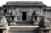 Southern gate of Chennakesava temple