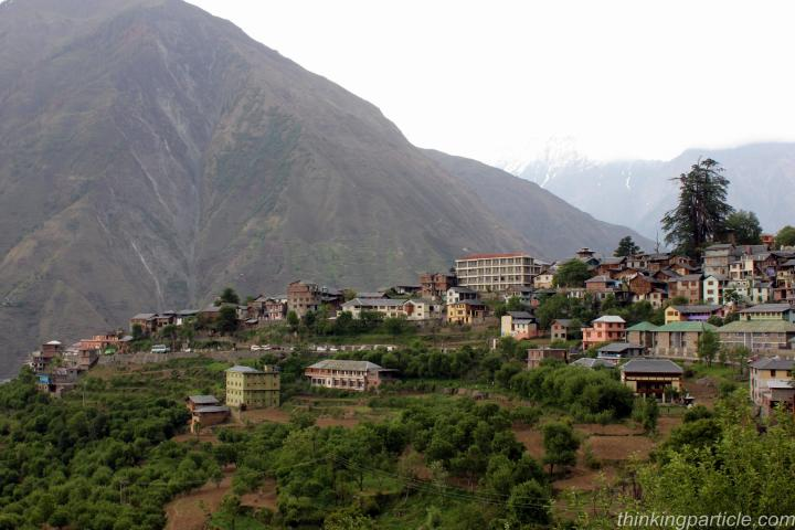 Town of Bharmour